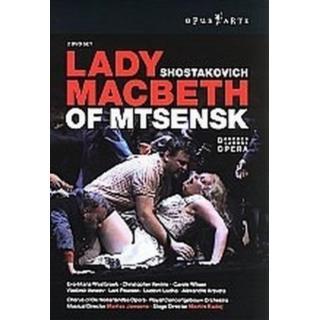 Lady Macbeth Of Mtsensk (DVD)