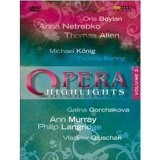 Opera Highlights Vol 2 (DVD)