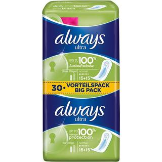Always Ultra Normal 30-pack