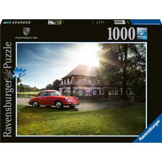 Ravensburger Porsche Classic 356 1000 Pieces