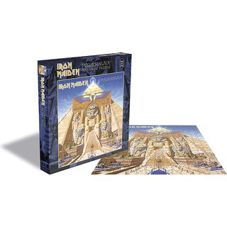 Iron Maiden Powerslave 500 Pieces