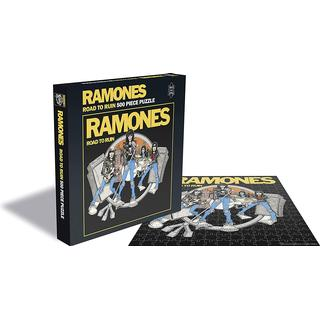 Ramones Road to Ruin 500 Pieces