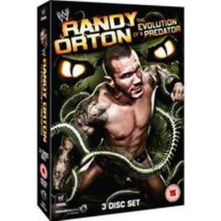 Wwe Randy Orton - The Evolution Of A Predator (DVD)