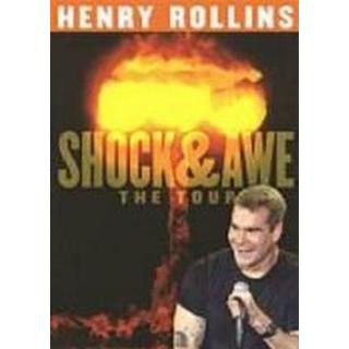 Henry Rollins - Shock And Awe - Spoken Word (DVD)