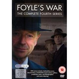 Foyles War Complete Series 4 (4 Disc DVD Boxset)
