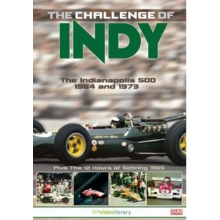 Challenge Of Indy (DVD)