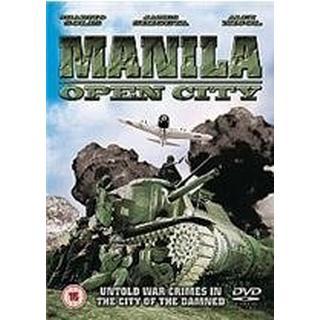Manila Open City (DVD)