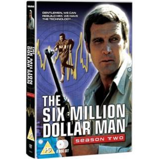 Six Million Dollar Man Series 2 (DVD)
