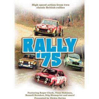 British Rallying 1975 (DVD)