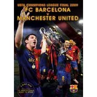 F.c Barcelona's Road To Rome - Uefa Champions League Final 2 (DVD)