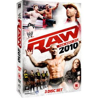 Wwe Raw - The Best Of 2010 (DVD)