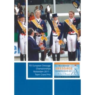 Fei European Dressage Championships Rotterdam 2011 - Team Gr (DVD)