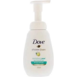 Dove Revitalising Pear Shower Foam 200ml