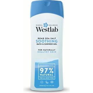 Westlab Soothing Dead Sea Shower Wash 400ml