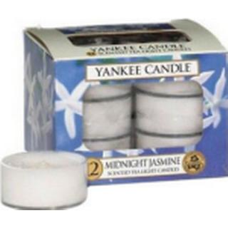 Yankee Candle Midnight Jasmine Tea Light Scented Candles
