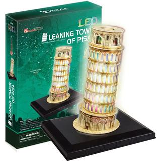 CubicFun Leaning Tower of Pisa 15 Pieces