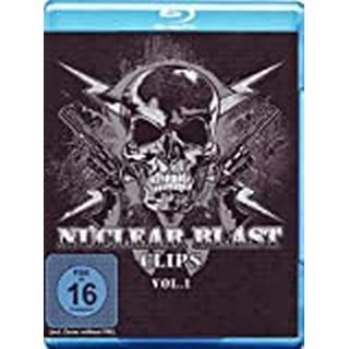 Nuclear Blast Clips Vol 1 (Bluray (Blu-Ray)