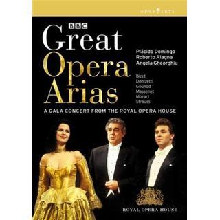 Great Opera Arias (DVD)