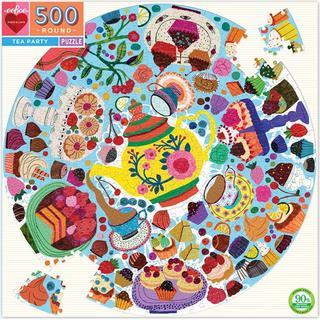 Eeboo Tea Party 500 Pieces