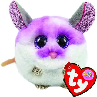 TY Colby Mouse Puffies 7cm