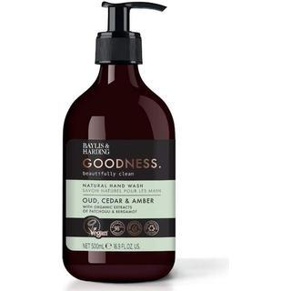 Baylis & Harding Goodness Oud Cedar & Amber Hand Wash 500ml