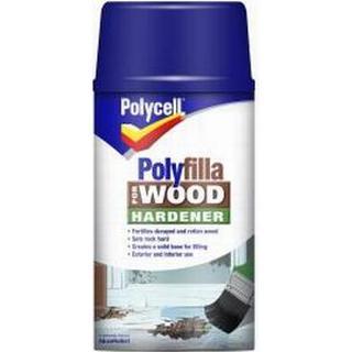 Polycell Wood Hardener 250ml 1pcs