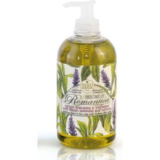 Nesti Dante Lavender & Verbena Liquid Soap 500ml
