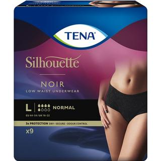 TENA Silhouette Normal Low Waist L 9-pack