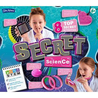 John Adams Secret Science