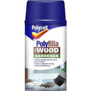 Polyfilla 5207199 Wood Hardener 500ml 1pcs