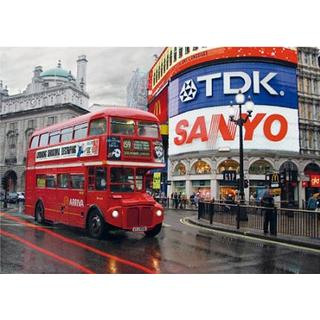 Dtoys By Night England Lodon Piccadilly Circus 1000 Pieces