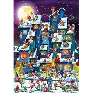 Dtoys Christmas Mess 1000 Pieces