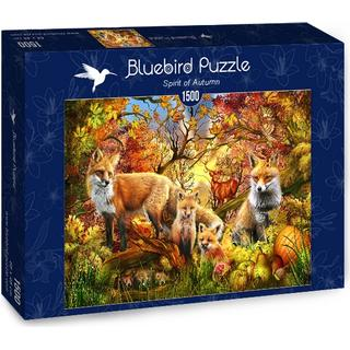 Bluebird Spirit of Autumn 1500 Pieces