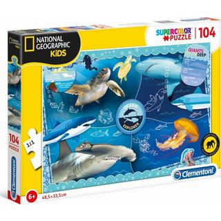 Clementoni Ocean Explorer 104 Pieces