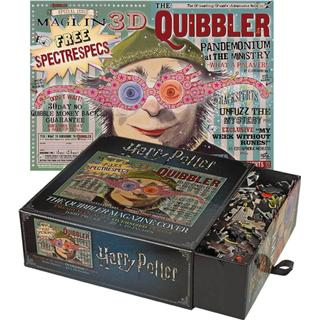 Noble Collection Harry Potter the Quibbler Magazine 1000 Pieces