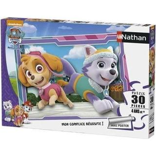 NATHAN Paw Patrol Patroulle 30 Pieces