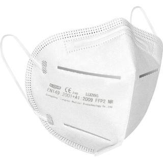Fold Flat Disposable Respirators FFP2 Face Mask 20-pack