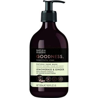 Baylis & Harding Goodness Lemongrass & Ginger Hand Wash 500ml