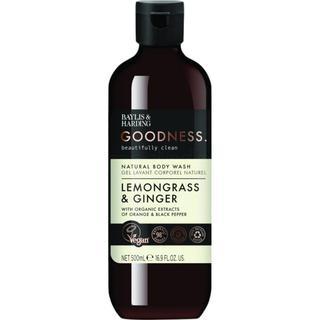 Baylis & Harding Goodness Lemongrass & Ginger Body Wash 500ml