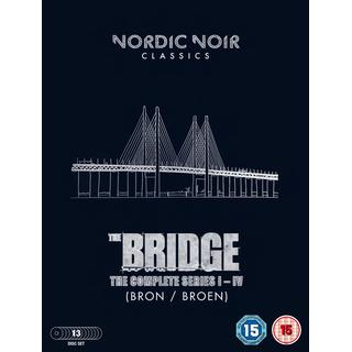 The Bridge: The Complete Series I-IV