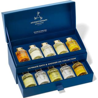 Aromatherapy Associates Ultimate Bath & Shower Oil Collection