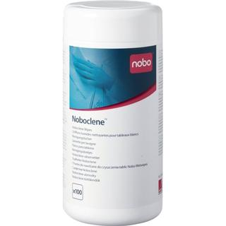Nobo Whiteboard Cleaning Wipes 100pcs