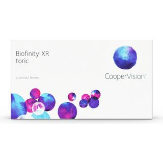 CooperVision Biofinity XR Toric 6-pack