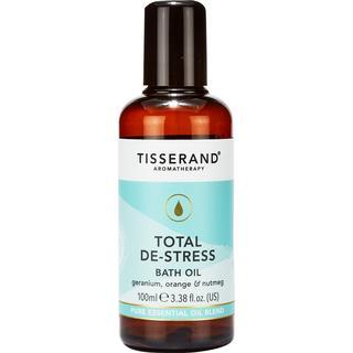 Tisserand Aromatherapy De-Stress Bath Oil 200ml