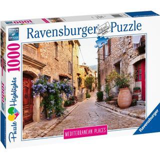 Ravensburger Mediterranean France 1000 Pieces