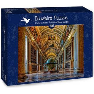 Bluebird Diana Gallery Fontainebleau Castle 1500 Pieces