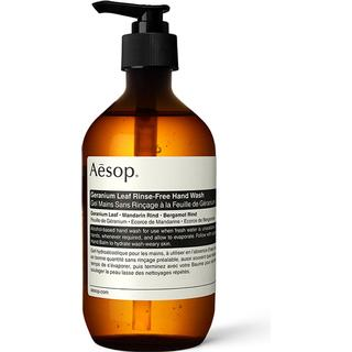 Aesop Geranium Leaf Rinse-Free Hand Wash 500ml