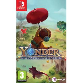 Yonder: The Cloud Catcher Chronicles Refresh