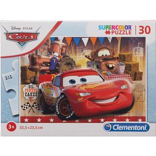 Clementoni Supercolor Disney Pixar Cars 30 Pieces