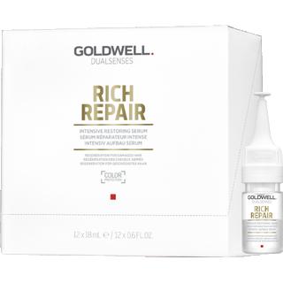 Goldwell Dualsenses Rich Repair Intensive Restoring Serum 18ml 12-pack